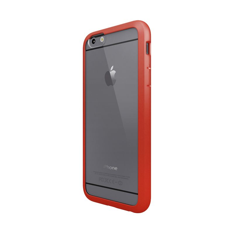 Colorant C1 Color Red Casing for iPhone 6