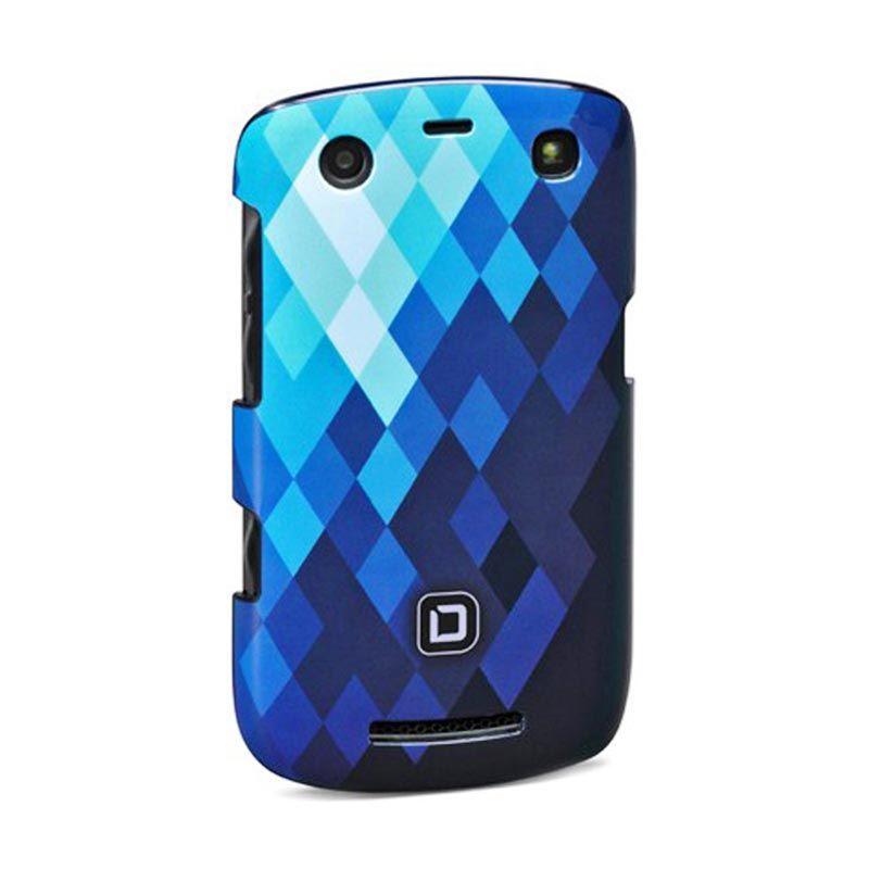Dicota BB 9360 Appolo Hard Cover - Biru
