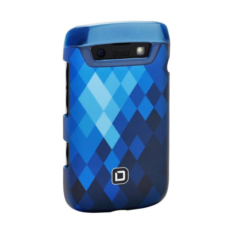Dicota BB 9790 Bellagio Hard Cover - Biru