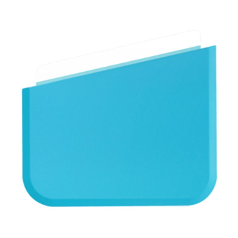 ego iPhone 4 Slide Case (Buttom) - Biru Langit