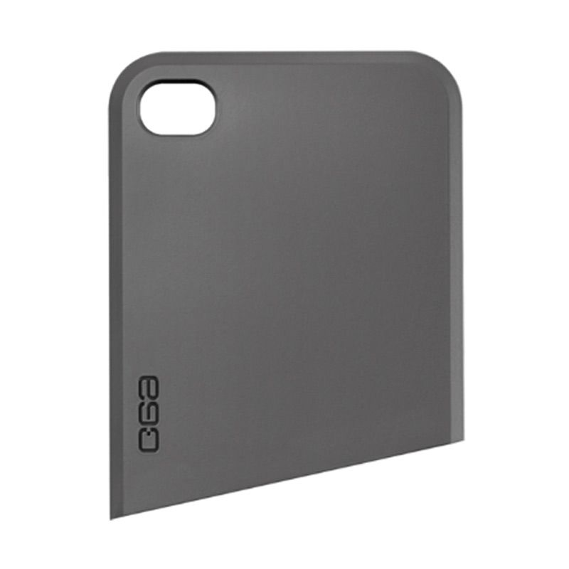 ego iPhone 4 Slide Case (Top) - Abu-abu