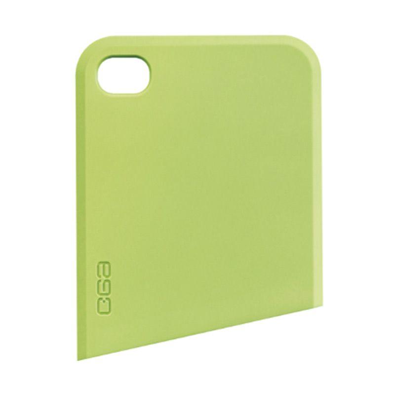 ego iPhone 4 Slide Case (Top) - Hijau Terang