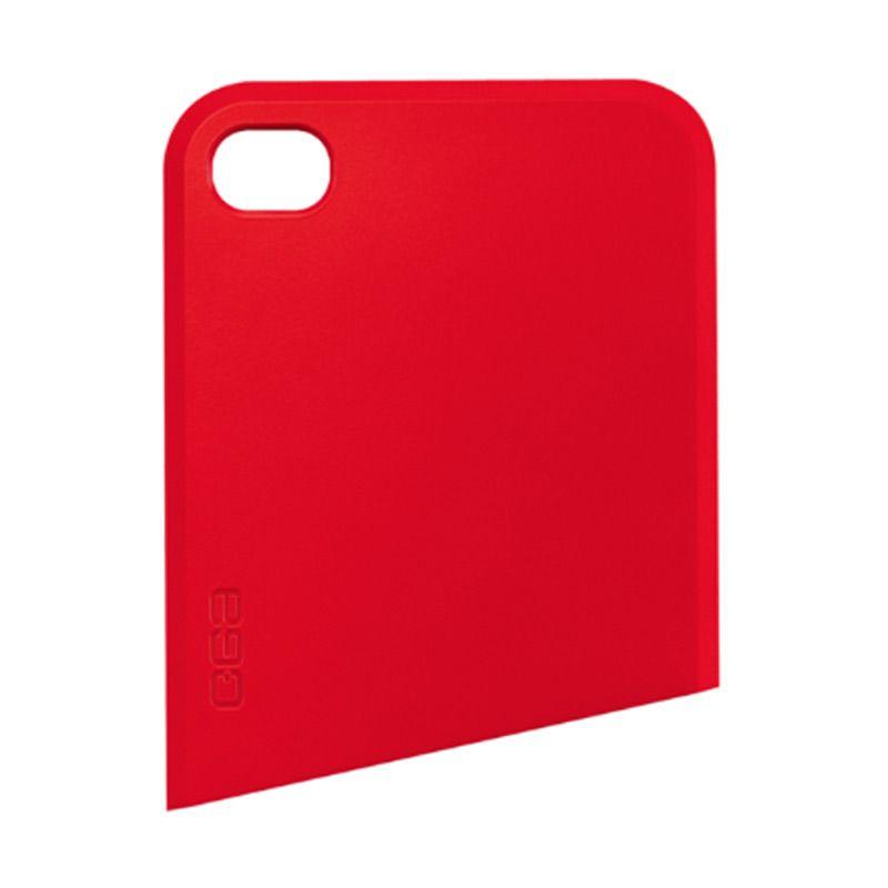 ego iPhone 4 Slide Case (Top) - Merah