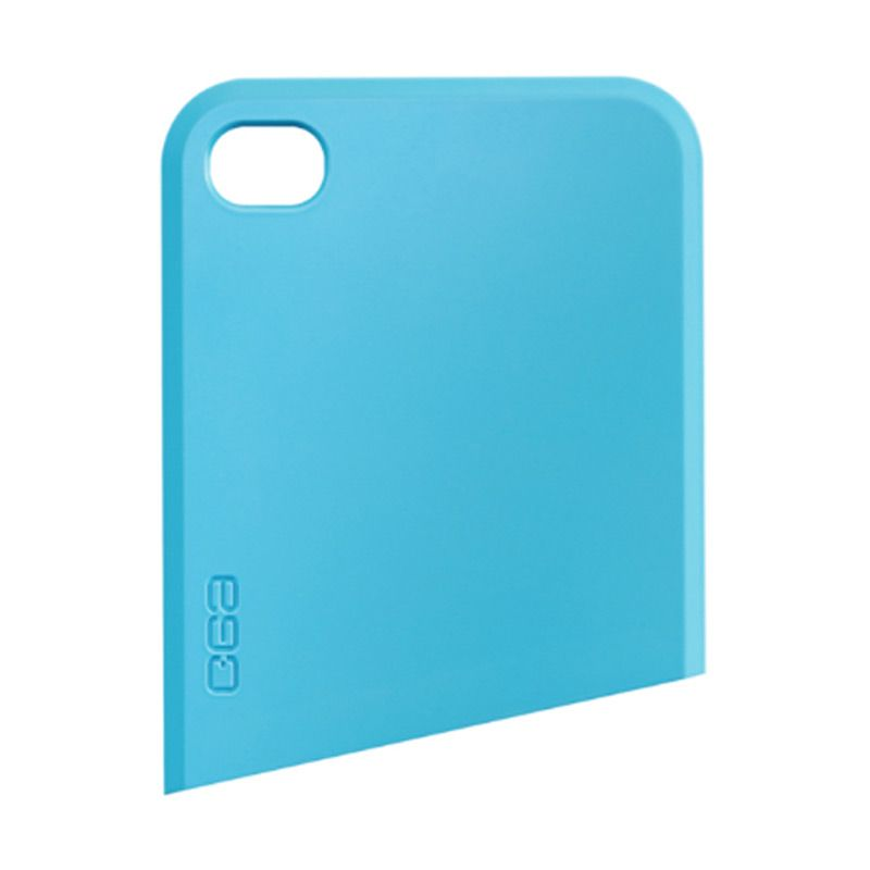 ego iPhone 4 Slide Case (Top) - Biru Langit