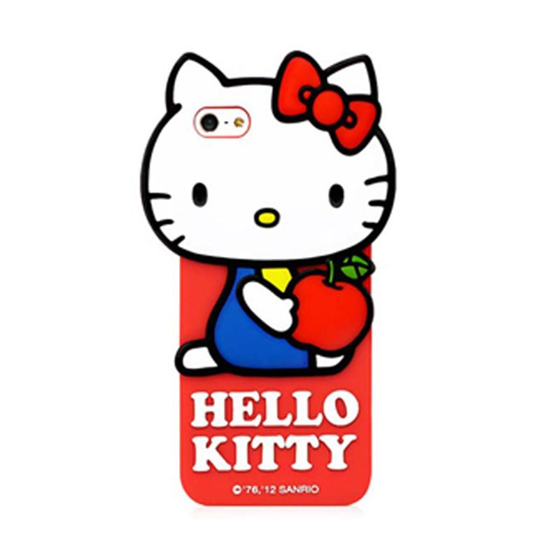 Garmma Hello Kitty Classic Red Casing for iPhone 5