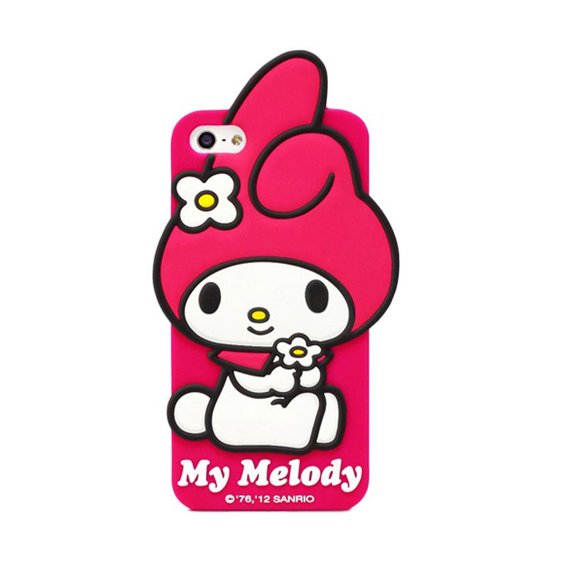 Garmma My Melody Classic Peach Casing for iPhone 5