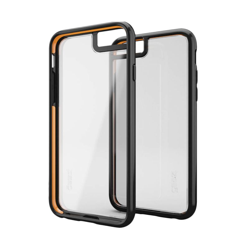 Gear4 IceBox Edge+ Black Casing for iPhone 6S