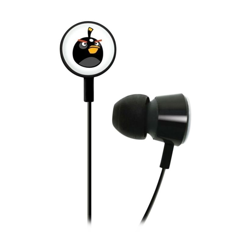 Gear4 Tweeters Black Earphone