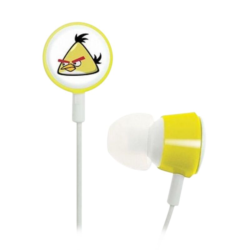 Gear4 Tweeters Yellow Earphone