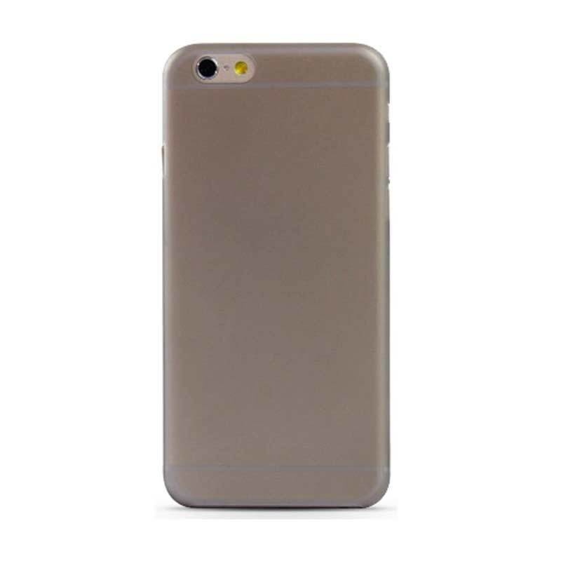 iPearl Ice Crystal Clear Grey Casing for iPhone 6