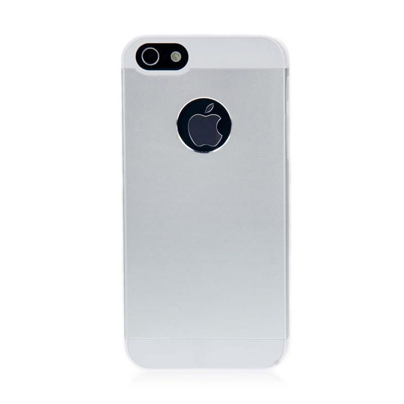 iPearl iPhone 5 5th Generation - Silver & White