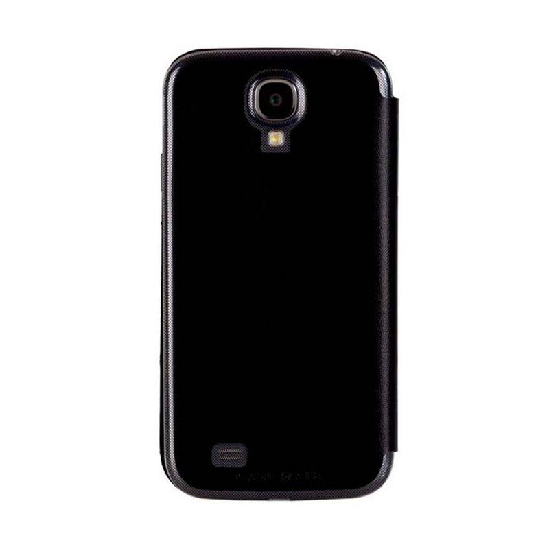 OLO Samsung Galaxy S4 Folio Hard Case - Black