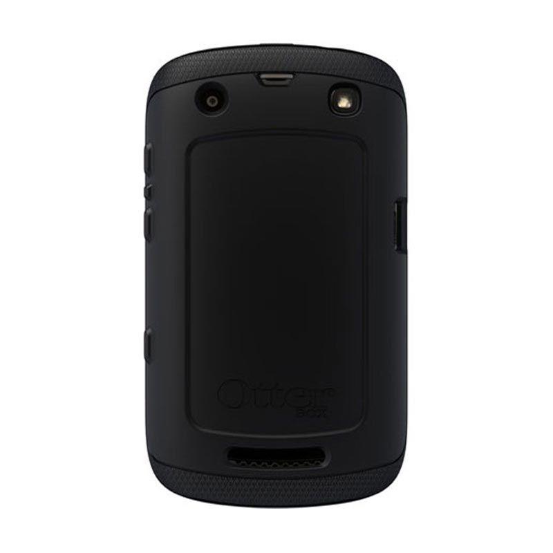 OtterBox Impact Hitam Casing for BlackBerry Apollo 9360