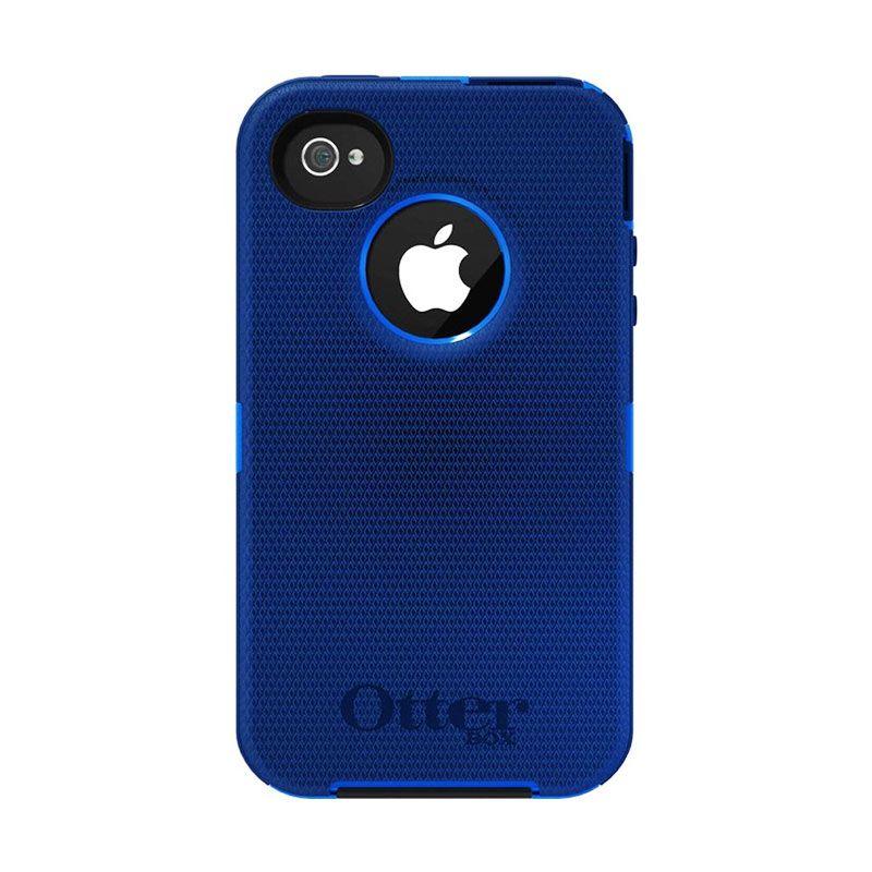 OtterBox iPhone 4S Defender Ocean Night Blue Casing
