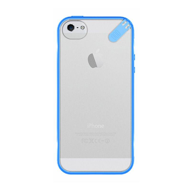 Pinlo iPhone 5S Shawl - Blue