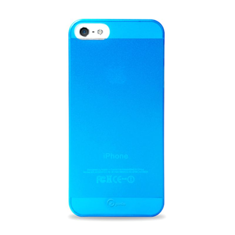 Pinlo Slice 3 Transparent Blue Casing For iPhone 5