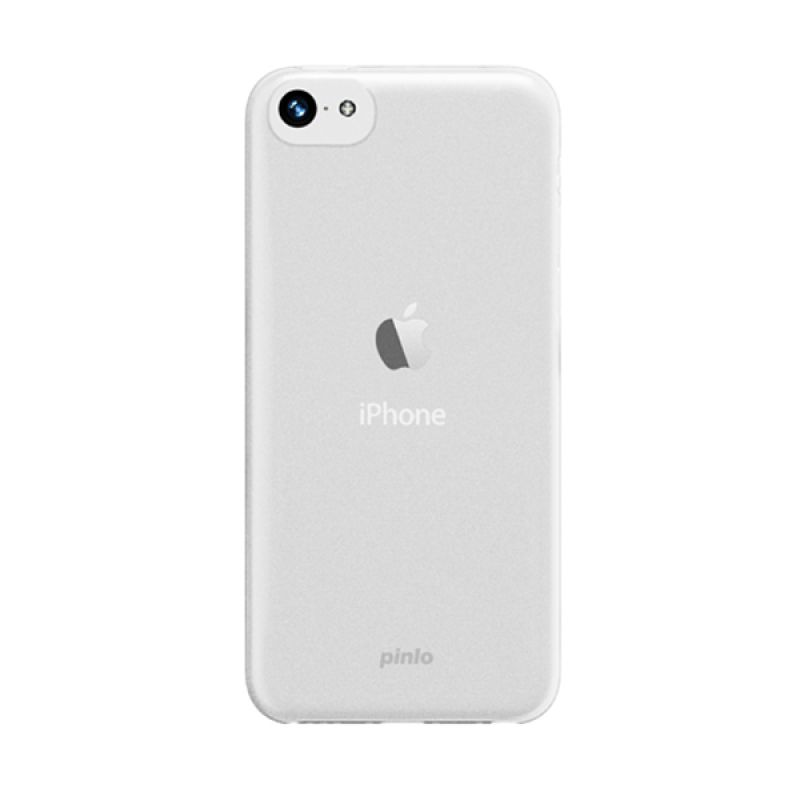 Pinlo Slice 3 Transparent Casing For iPhone 5C
