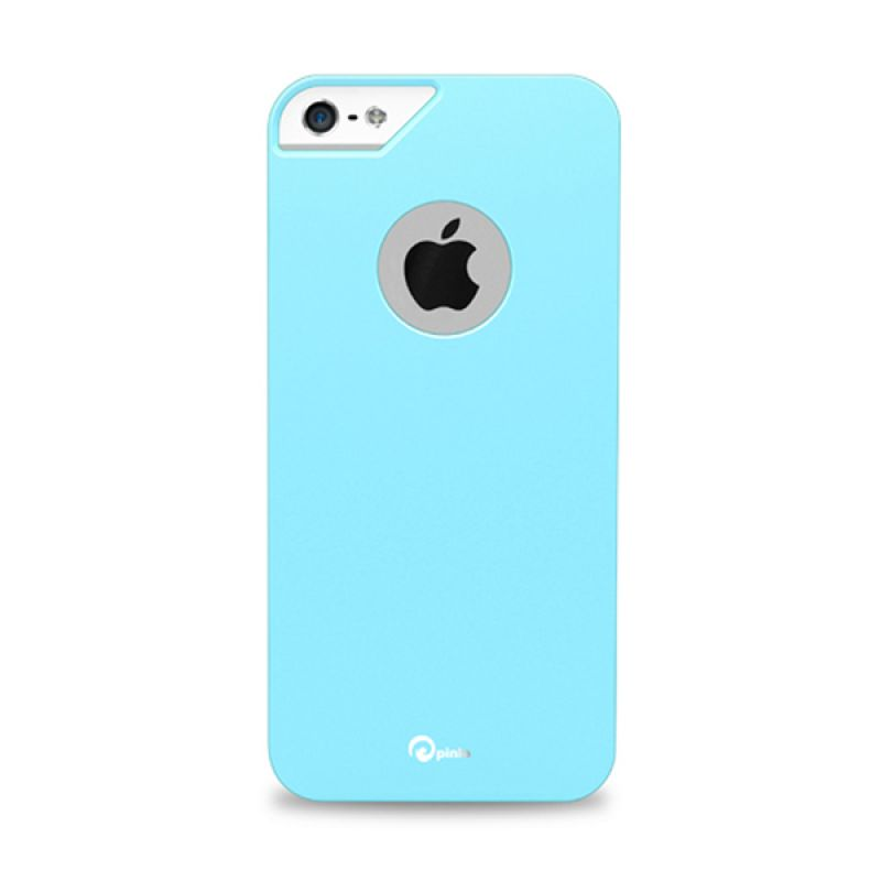 Pinlo Concize Slice Light Blue Casing For iPhone 5
