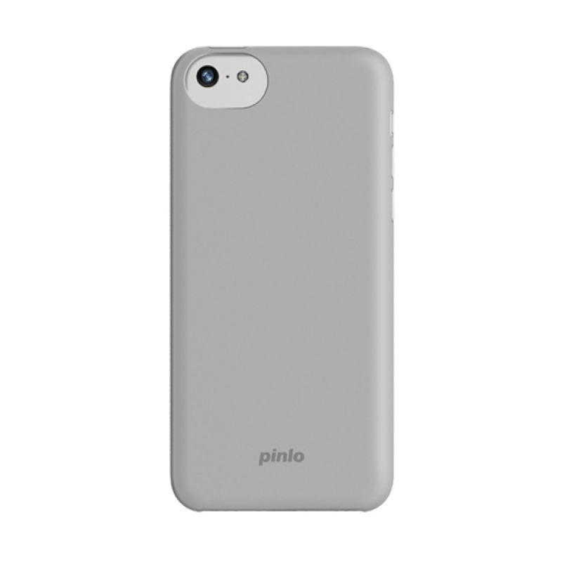 Pinlo Slice Rubber Transparent Casing For iPhone 5C