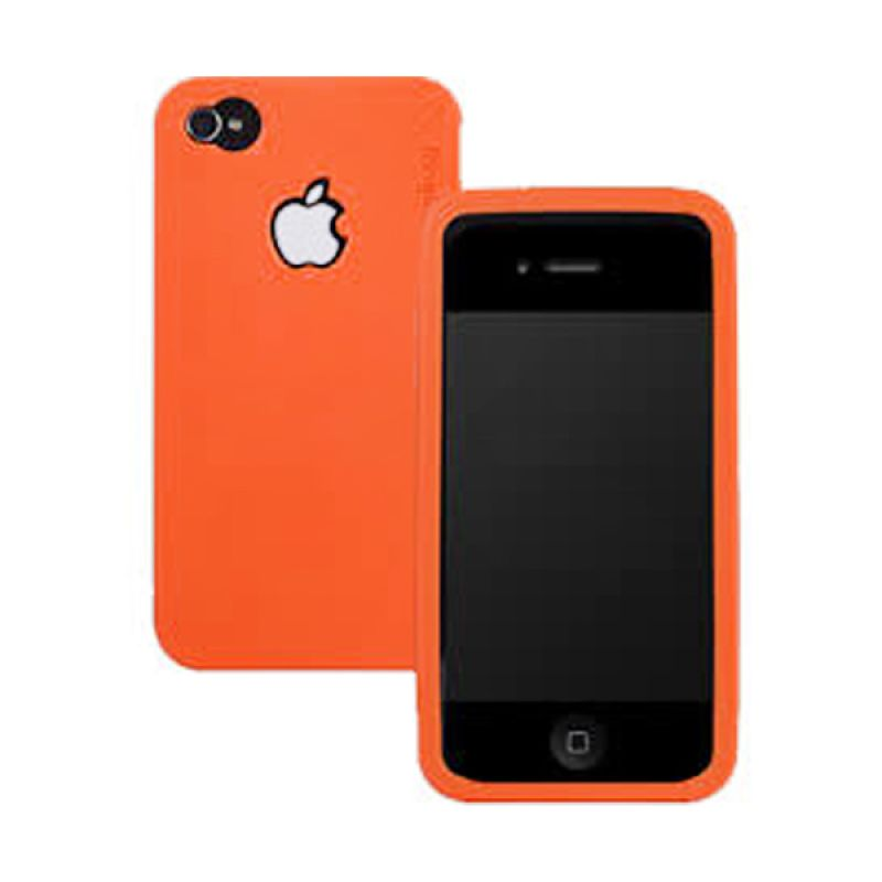Rearth iPhone 4S Ringke Orange Casing