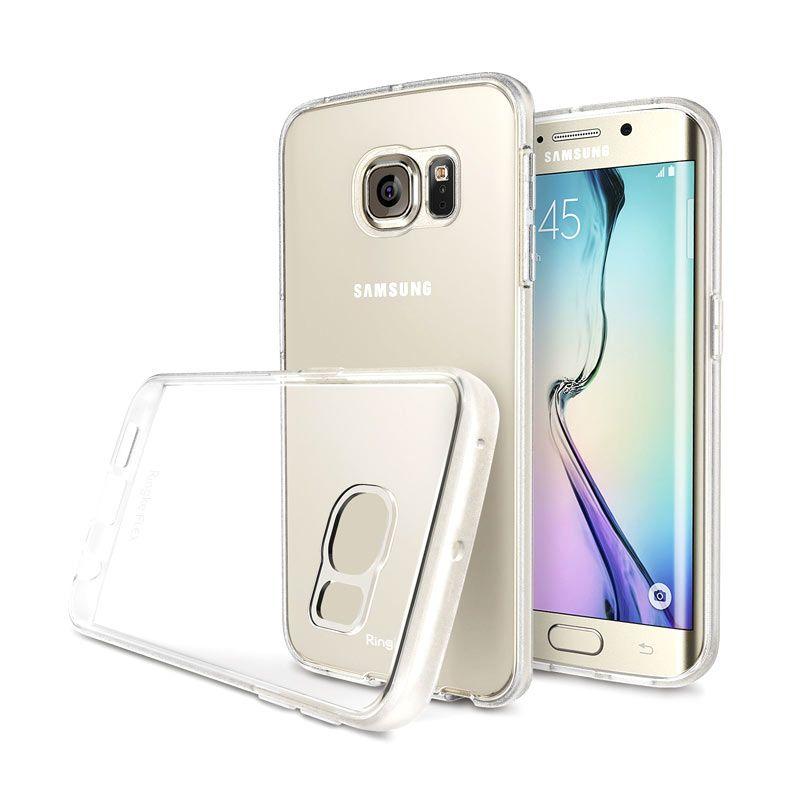 Rearth Ringke Flex Crystal Casing for Samsung Galaxy S6 Edge