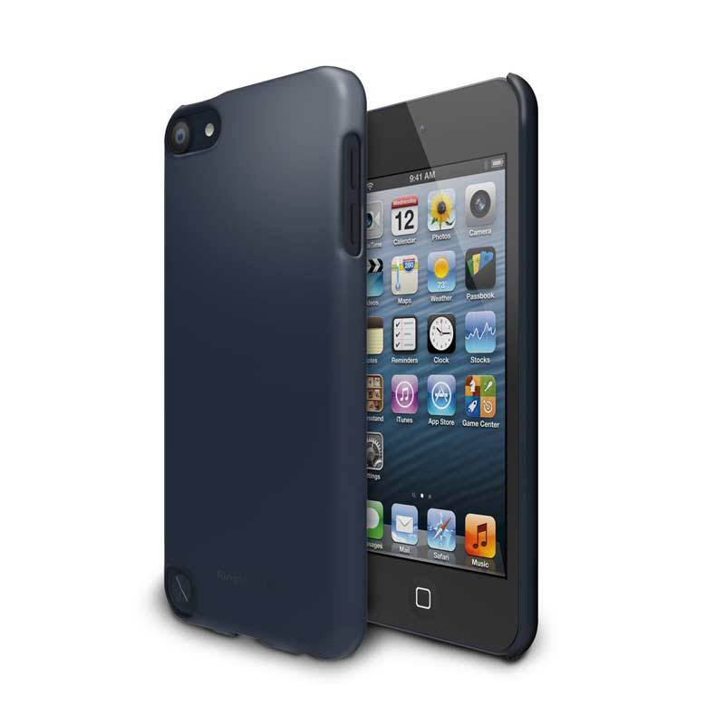Rearth Ringke SF Hitam Casing for iPod Touch 5