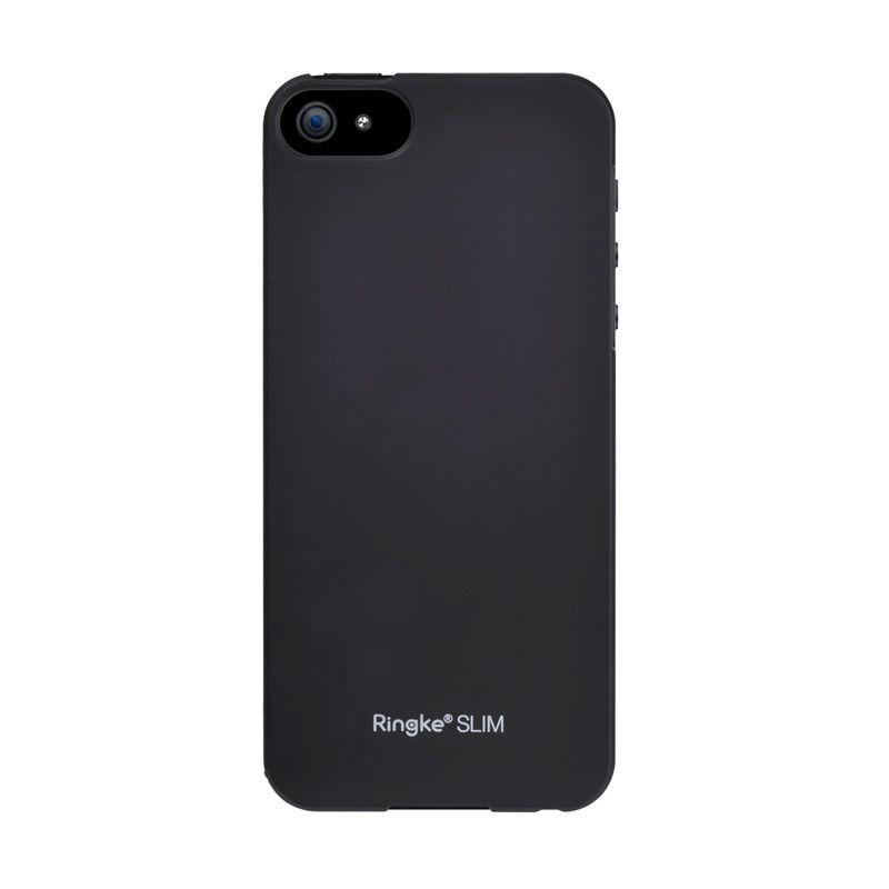 Rearth Ringke Slim LF Black Casing For iPhone 5