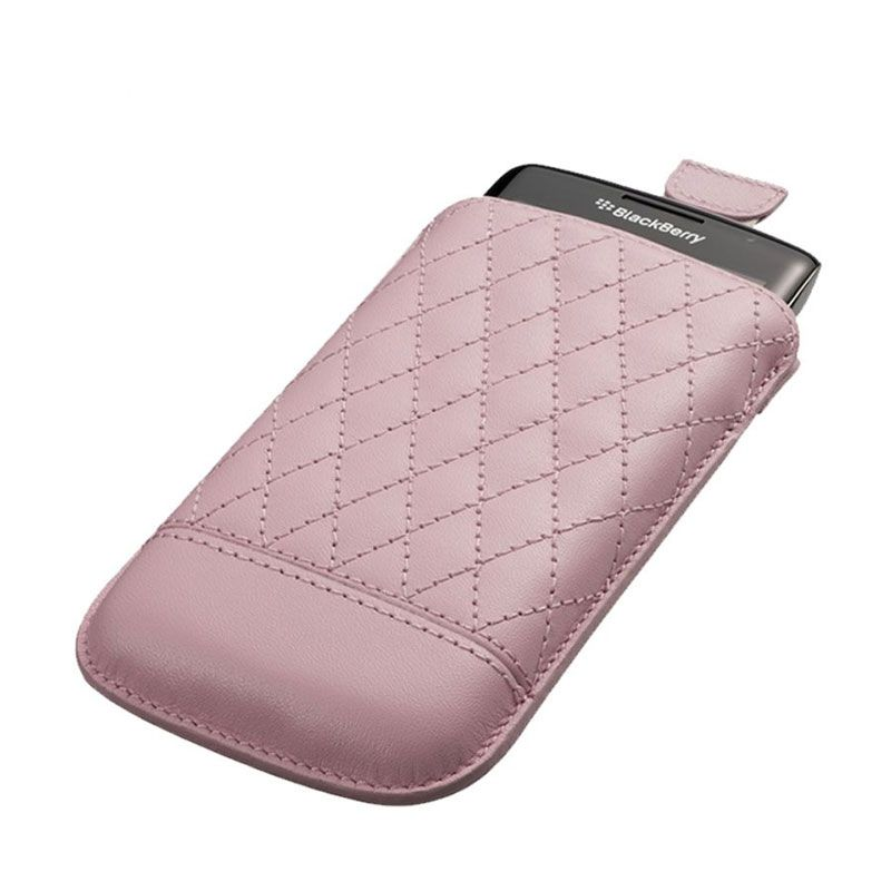 Trexta Capi Pink Pouch for BlackBerry Monza 9860