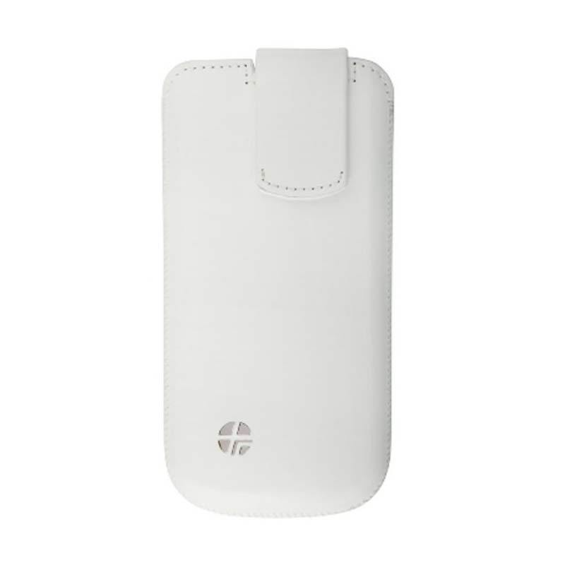 Trexta Lifter White Casing For iPhone 5