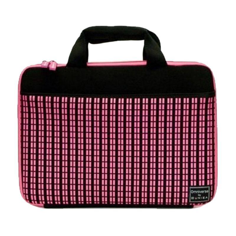 Uniea U-Sleaf Pink Tas Laptop [11 Inch]
