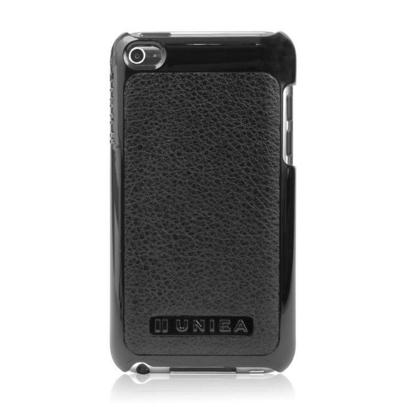 Uniea U-Suit Premium Hitam Casing for iPod Touch 4