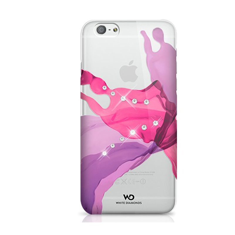 White Diamonds Liquids Pink Casing for iPhone 6