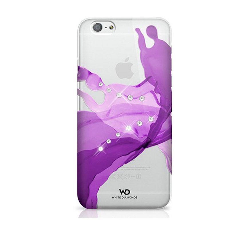 White Diamonds Liquids Purple Casing for iPhone 6
