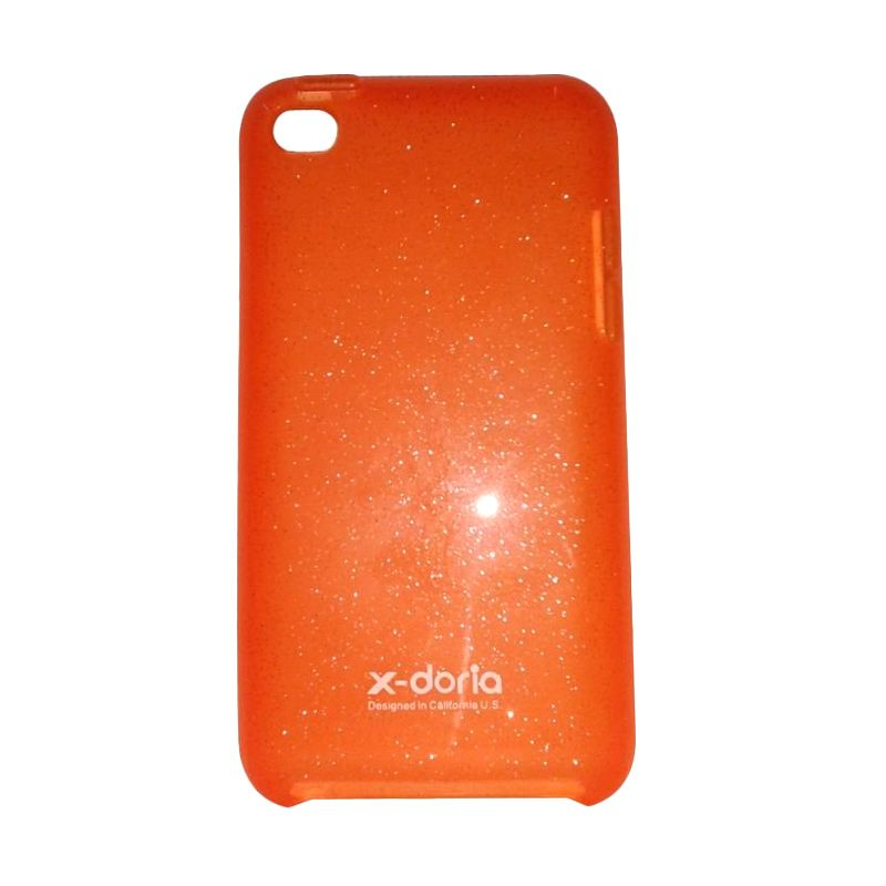 X-doria Shade Case Orange Casing for iPod Touch 4