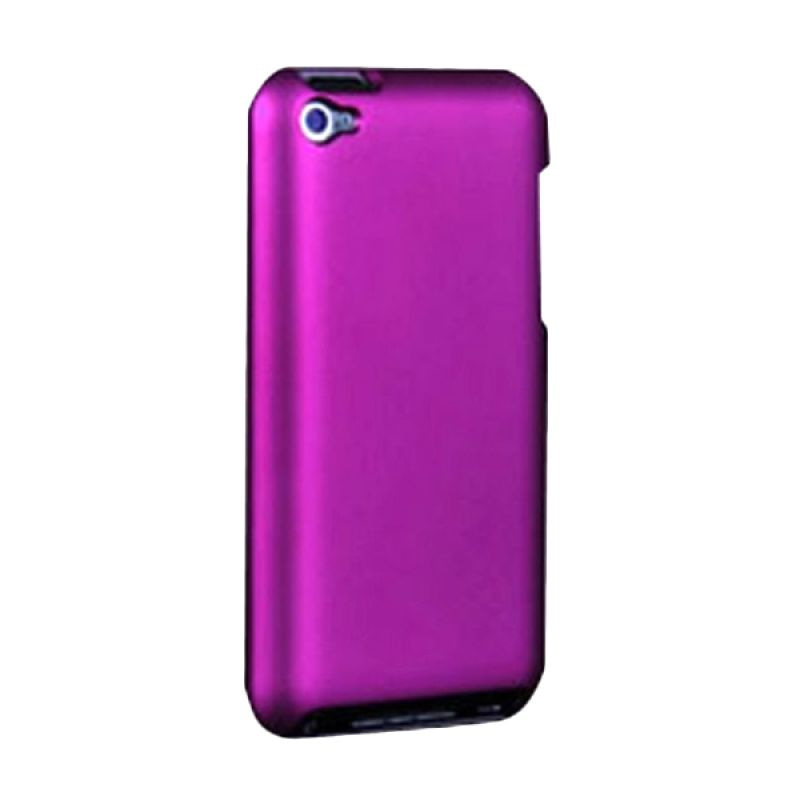 X-doria Snap On Case Purple Casing for iPod Touch 4