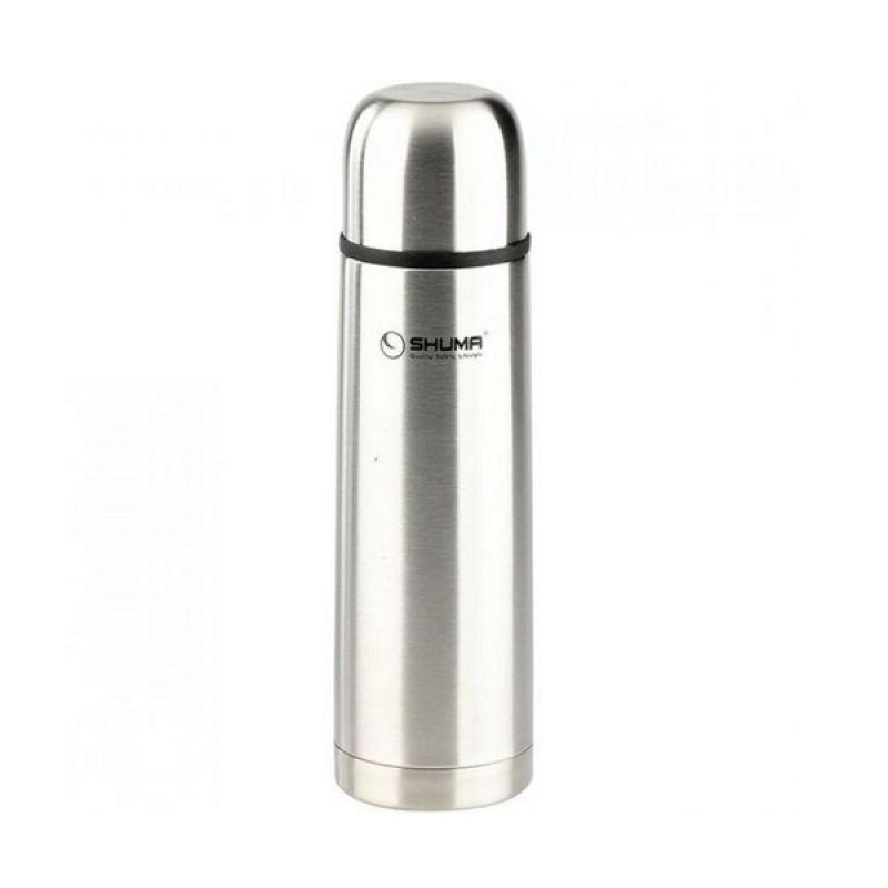 Shuma Stainless Steel Vacuum Flask Plain Termos [500 mL]