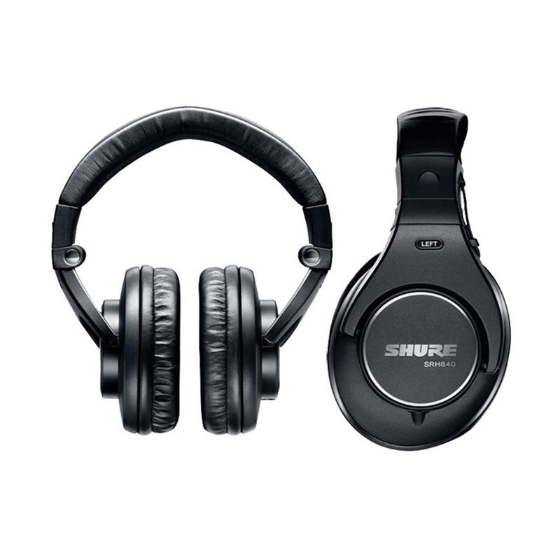 SHURE Headphone SRH840