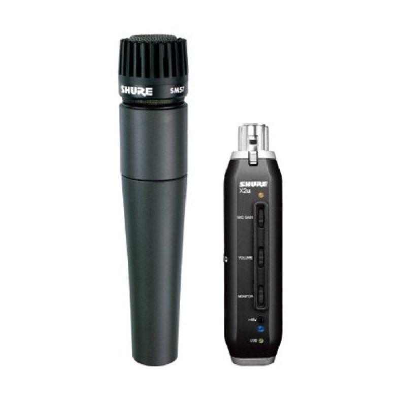 Shure SM57 Microphone + Bonus