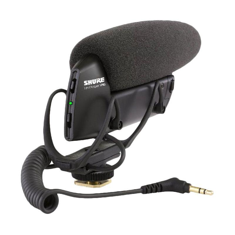 Shure VP83 Microphone Kamera