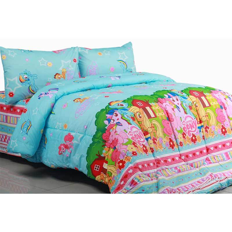 Sierra My Little Pony Bed cover dan Sprei