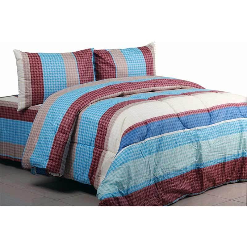 Sierra Soho Bed cover dan Sprei
