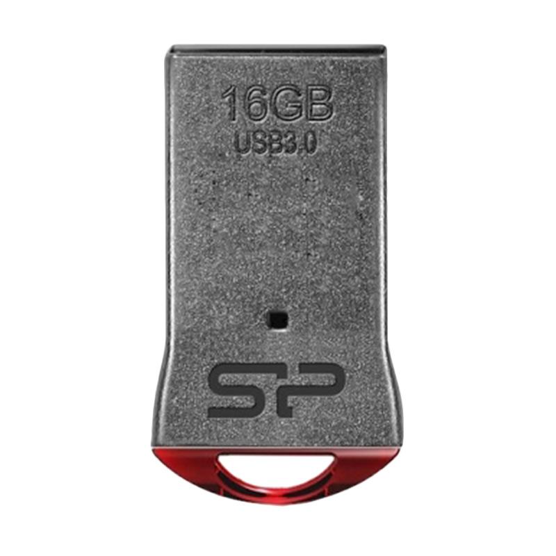 Silicon power Jewel J10 Red Flashdisk [16 GB]