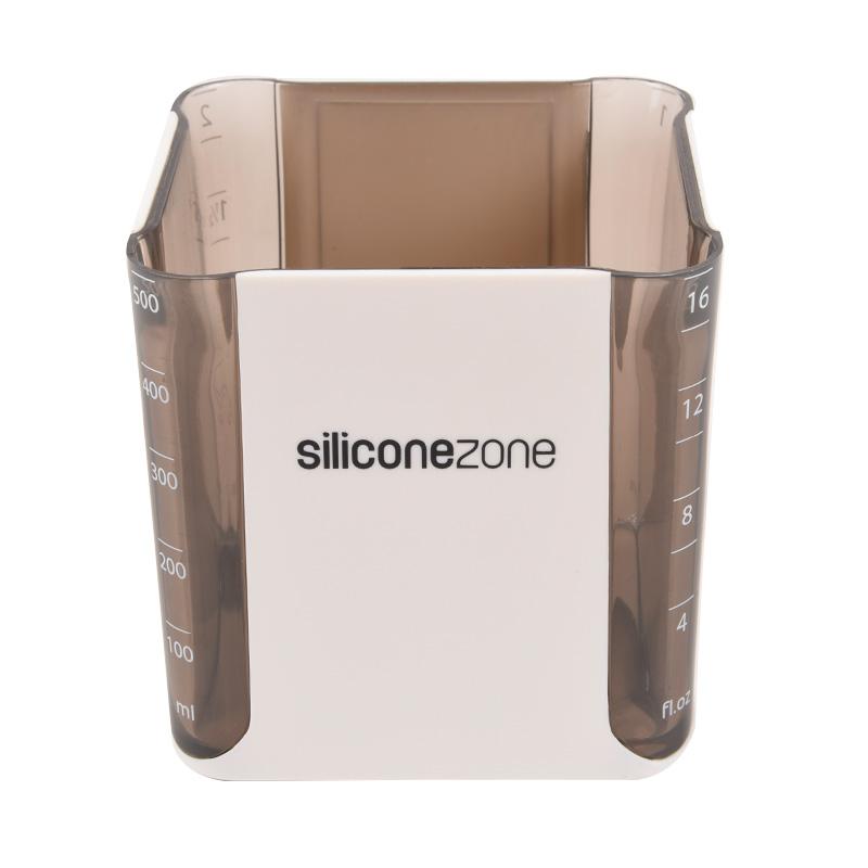 Siliconezone Measuring Cube Abu Tua Gelas Takar
