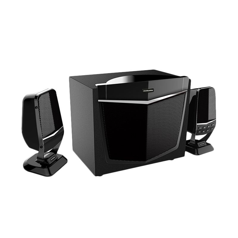 Simbadda CST 4600 N Black Bluetooth Speaker