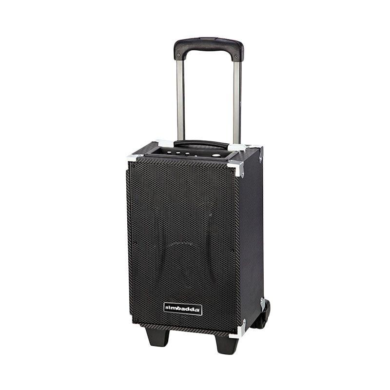 Simbadda Speaker CST 28 Hitam Amplifier System