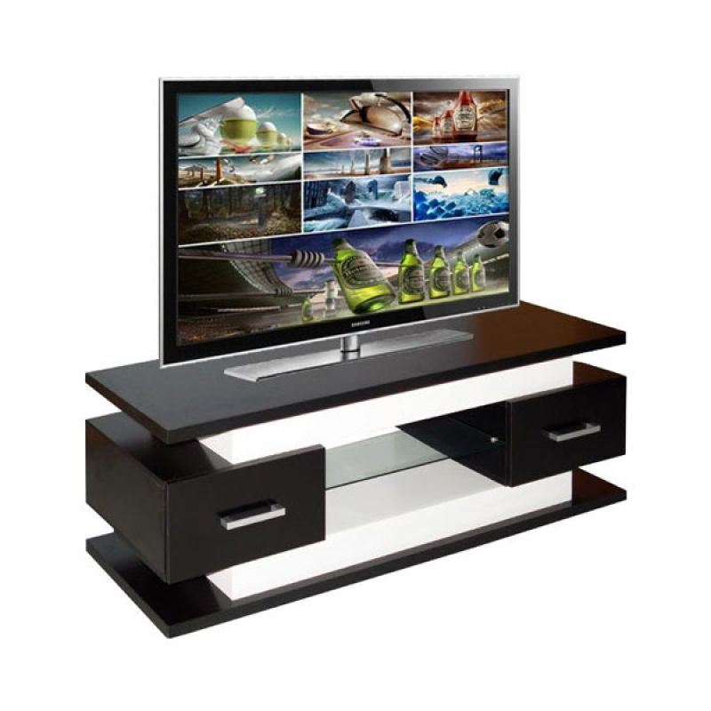Expo VR 7231 Dark Brown Rak TV