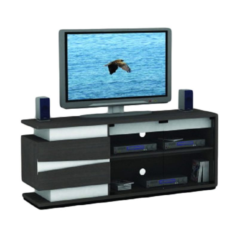 Expo VR 7289 Black Wood Rak TV