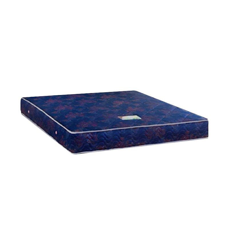Uniland Standard Biru Spring Bed Khusus Jabodetabek [160 x 200 cm]