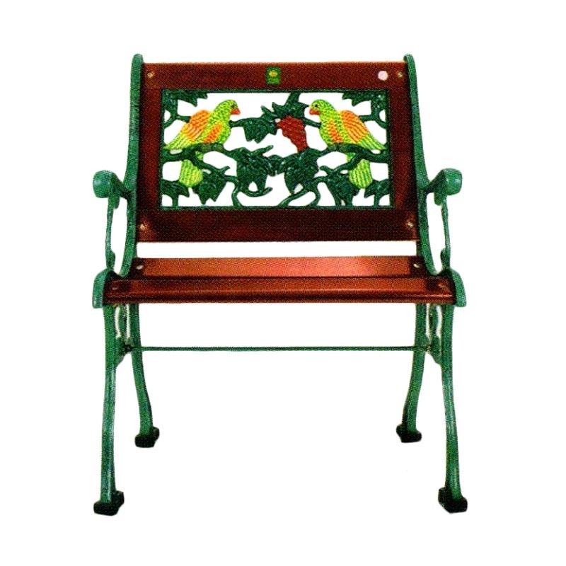 Simpati Lovebird Chair Kursi Taman [Khusus Jabodetabek]