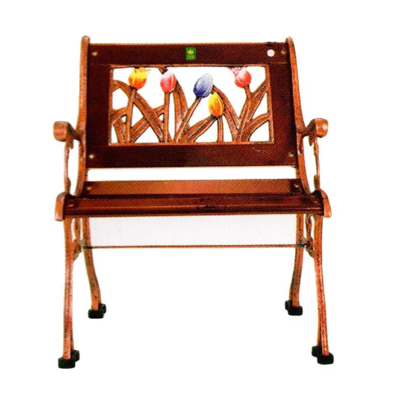 Simpati Tulip Chair Kursi Taman [Khusus Jabodetabek]